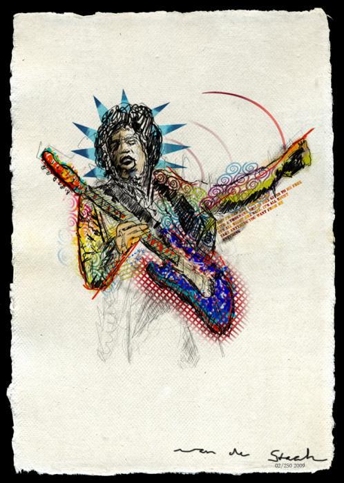Jimi Hendrix: Little Wing