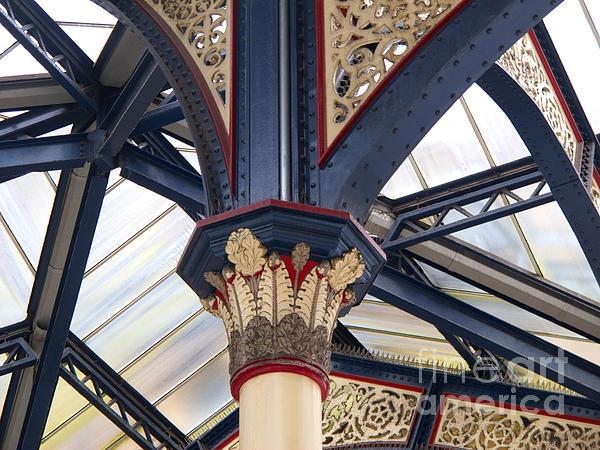 Ann Horn - Liverpool Street Skylight