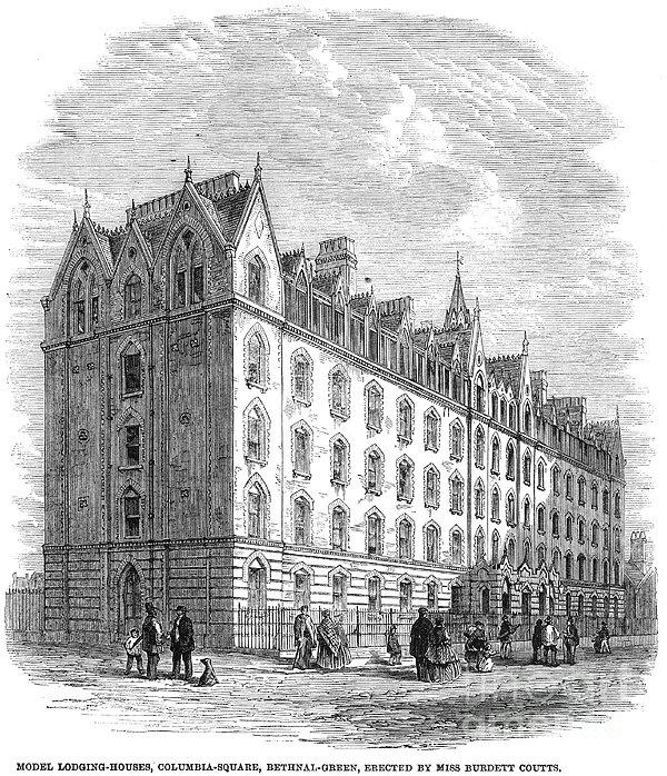 London: Lodging House Print by Granger