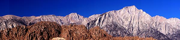 Michael Courtney - Lone Pine Peak Panorama