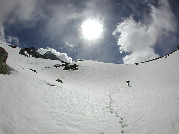 Erik Tanghe - Lonely climber