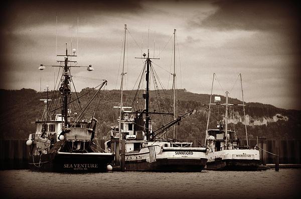 Shannon Maynard - Long Line Fishing