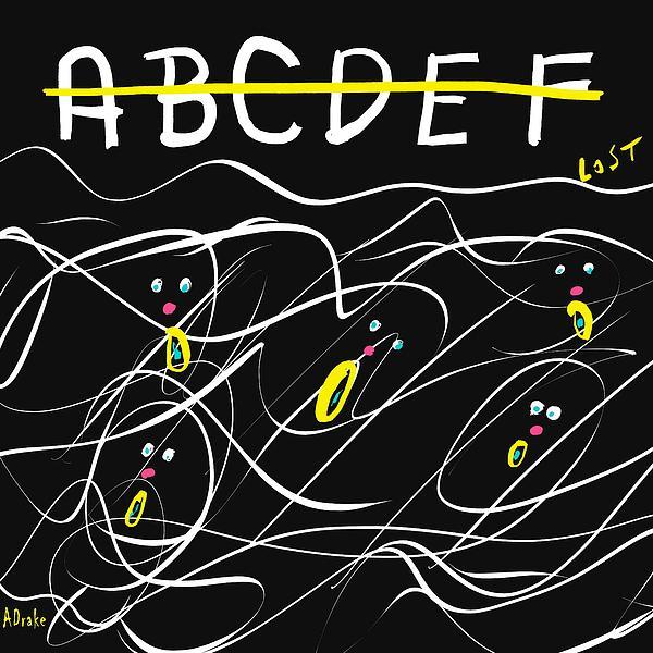 Alec Drake - Lost In Education