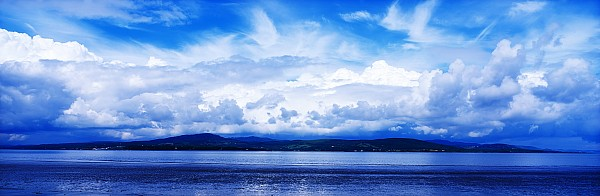 Lough Swilly, County Donegal, Ireland Print by The Irish Image Collection