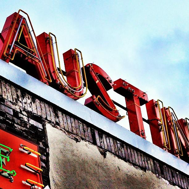 Love #austin Photograph  - Love #austin Fine Art Print