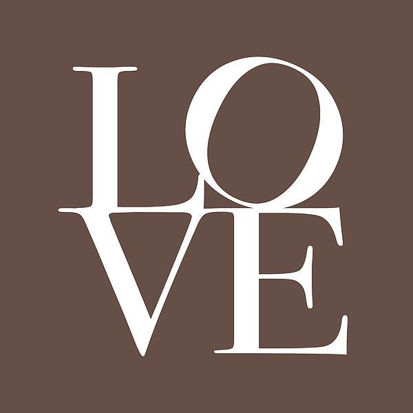 Love In Chocolate Print by Michael Tompsett