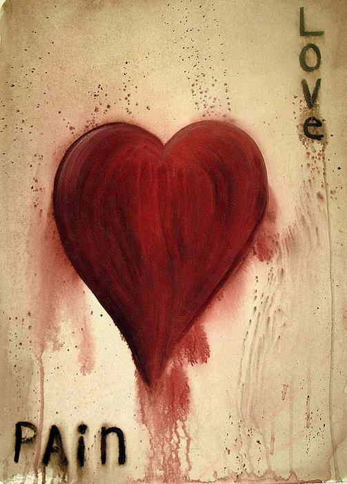 Love Pain by Jude DeAngelis
