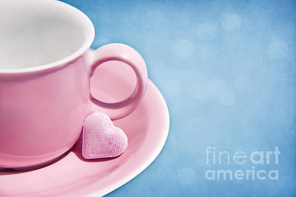 Love Print by Viaina