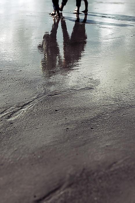 Low Tide Print by Joana Kruse
