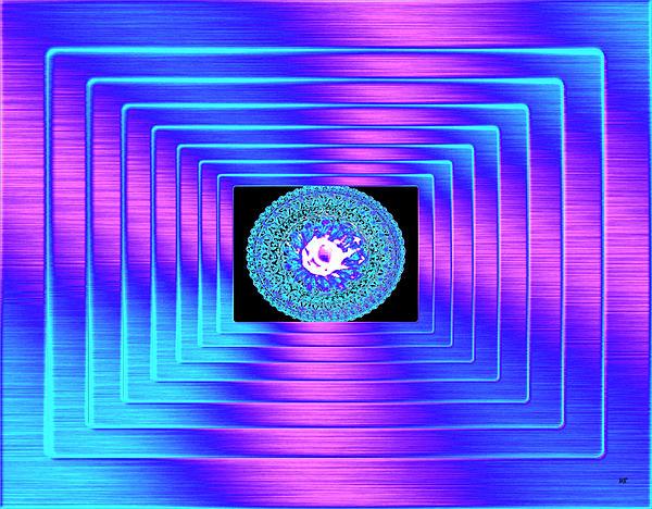 Luminous Energy 9 Print by Will Borden