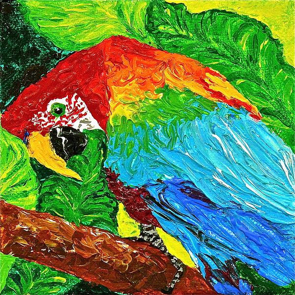 Linda S Watson - Macaw