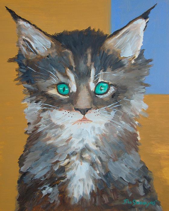 John  Sweeney - Mad Kitty
