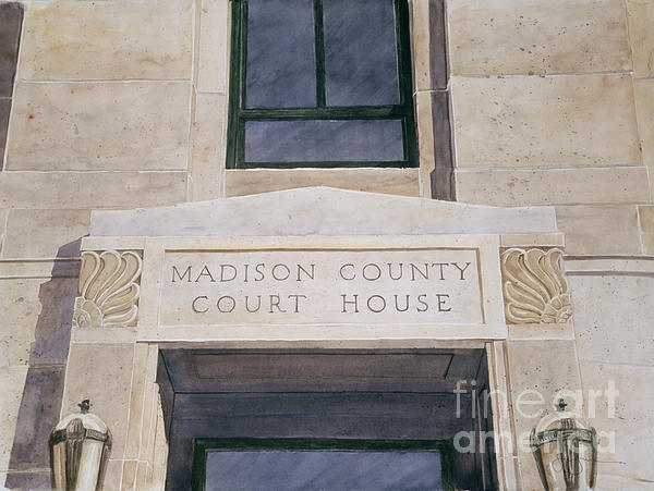 Jerry Grissom - Madison Country Courthouse