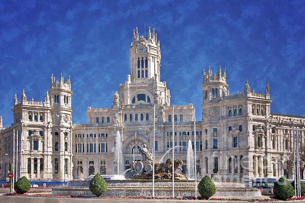 Joan Carroll - Madrid City Hall