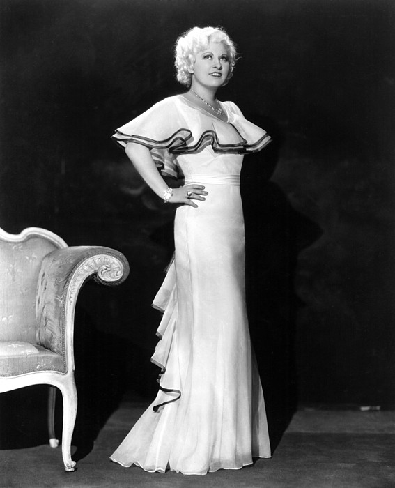 Mae West, Ca. 1930s Print by Everett
