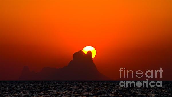 Magic Sunset Print by Thomas Splietker