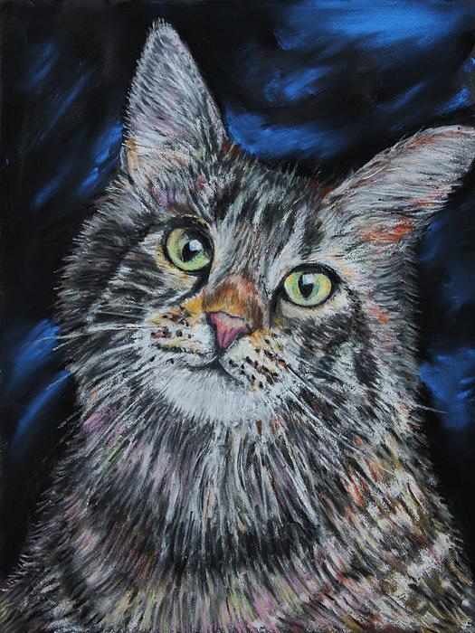 Magical Mr. Mistoffelees Print by Mike Paget