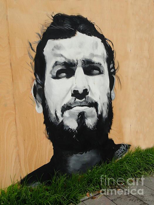Magnificent Street Art Print by Al Bourassa