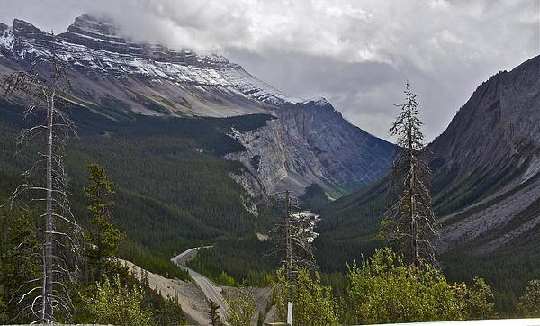Johanna Bruwer - Majestic mountains