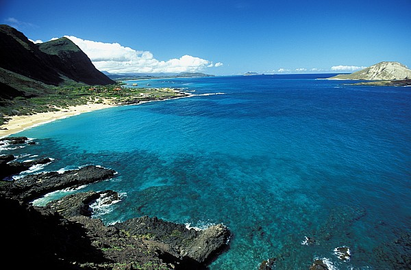 Makapuu Beach Park Photograph