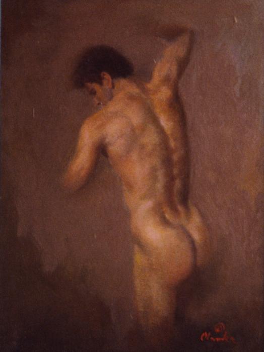 Maja Nude