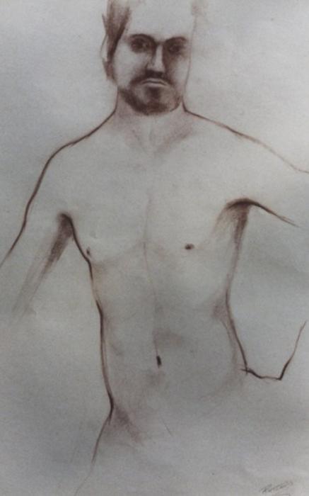 Beard Man Drawing Man With Beard d