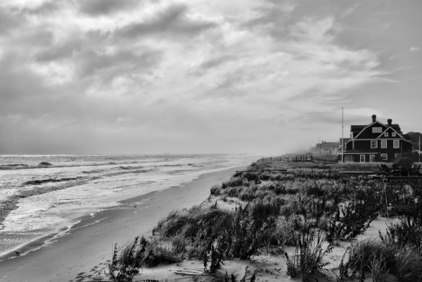 Mantoloking Beach - Jersey Shore Photograph