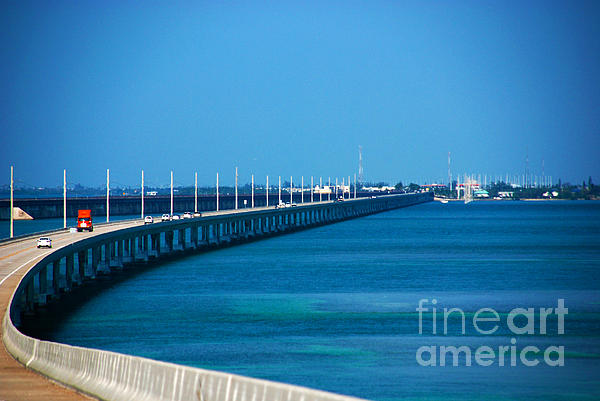 Susanne Van Hulst - Marathon and the 7Mile Bridge in the Florida Keys