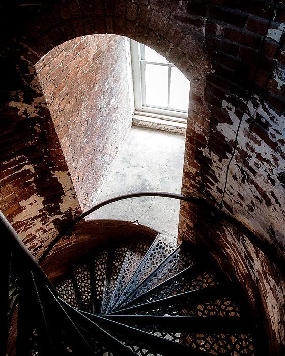 Marblehead lighthouse interior 2 by john traveler for Light house interior