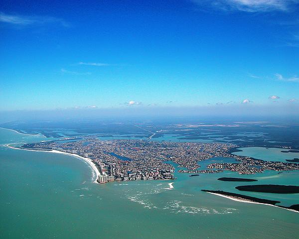 Marco Island Florida By Richard Sherman