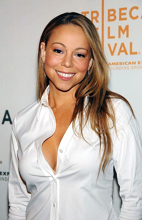 Mariah Carey At Arrivals For Tennessee Print by Everett