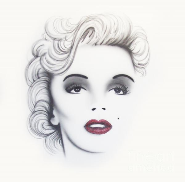 Devaron Jeffery - Marilyn Monroe