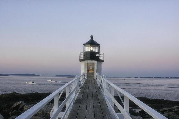 Cindi Ressler - Marshall Point Lighthouse