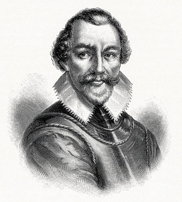 Martin Frobisher, English Explorer Print by Cci Archives