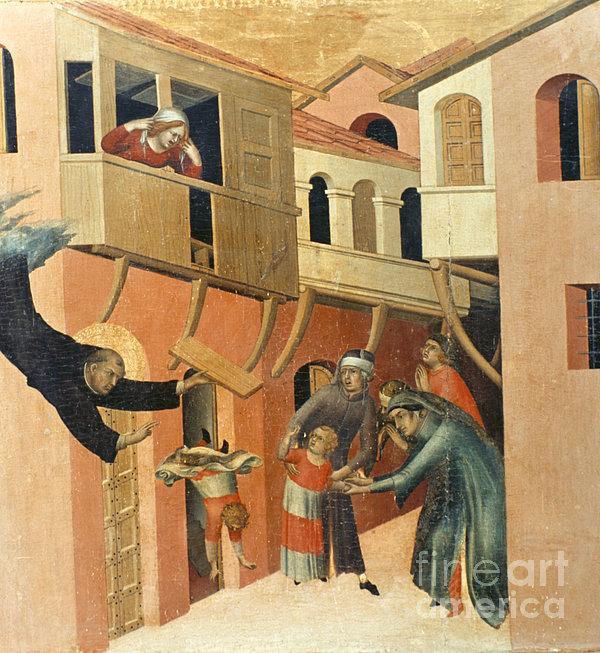 Martini: St. Augustine Print by Granger