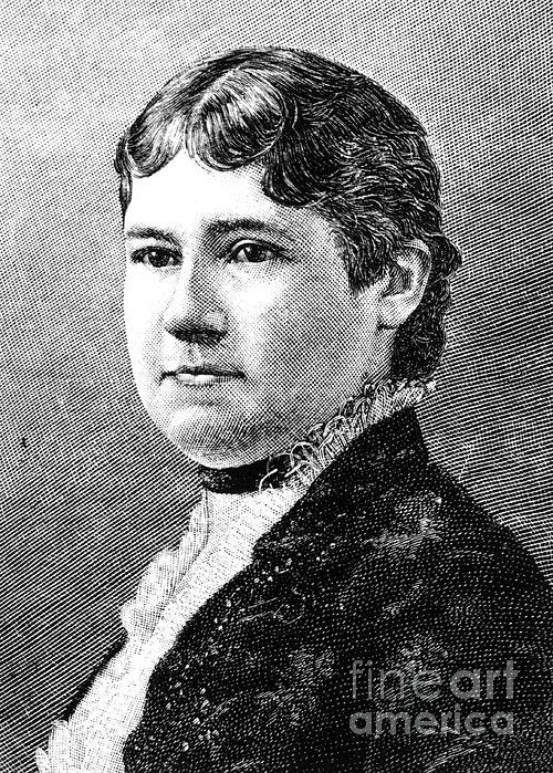 Mary Arthur Mcelroy Print by Granger