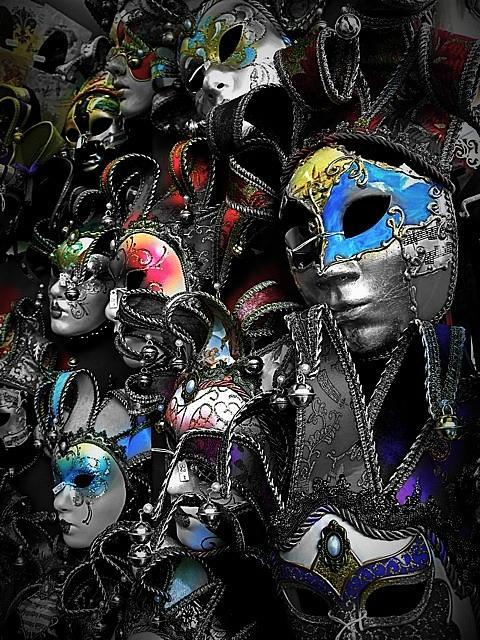 Heidi Horowitz - Masquerade Version 3