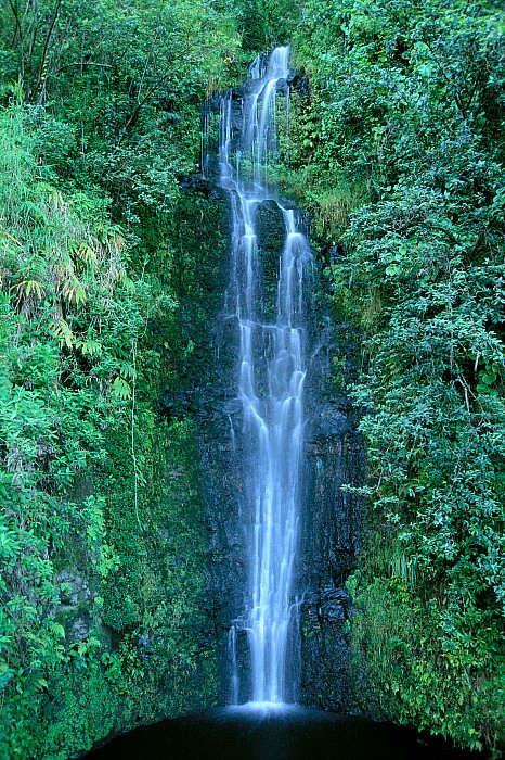 Maui Waterfall Print by Bill Brennan - Printscapes