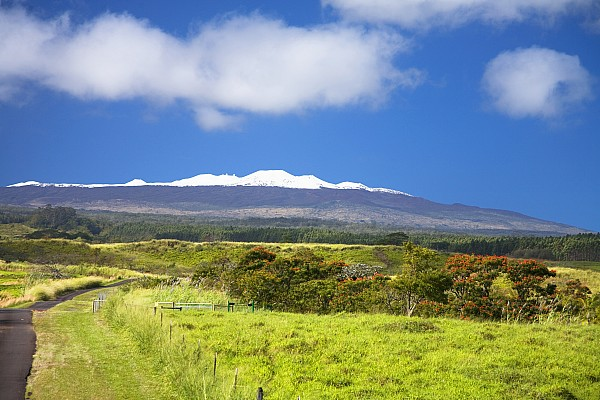 Mauna Kea Print by Peter French - Printscapes