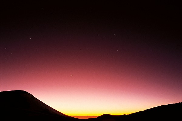 Mauna Kea, Summit Print by Mary Van de Ven - Printscapes