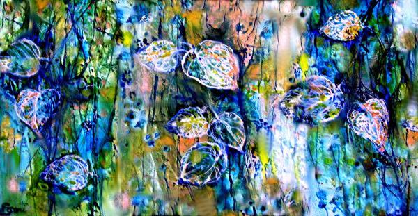 Mary Sonya  Conti - Mayan memory