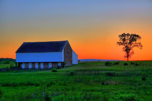 DJ Florek - McPherson Farm Gettysburg