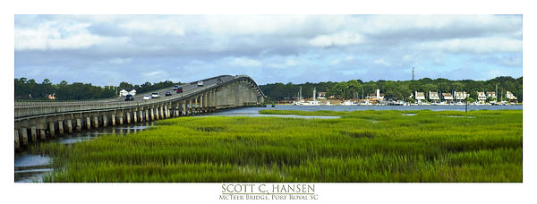 Scott Hansen - McTeer Bridge