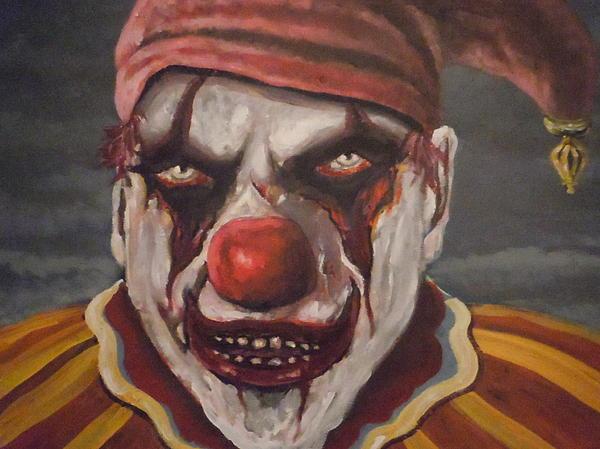James Guentner - Meat clown