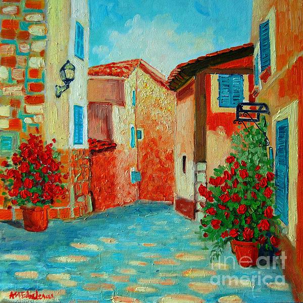 Ana Maria Edulescu - Mediterranean Street