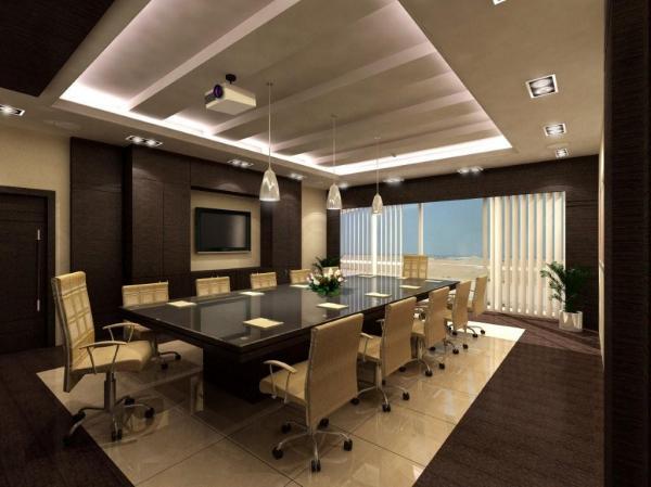 Meeting Room Gasco Abu Dhabi By Walid Fahmy