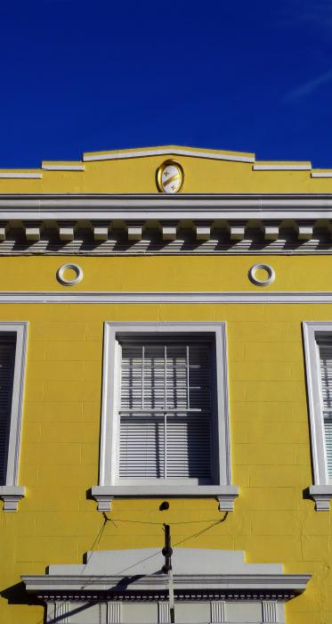 Mellow Yellow Print by Skip Hunt