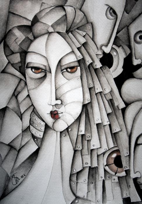 Simona  Mereu - Memoirs of a Geisha