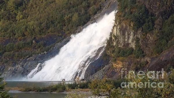 Vicki Lomay  - Mendenhall Falls