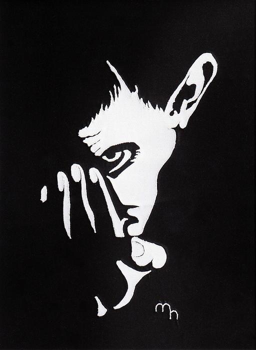Mephisto Print by Marie Halter